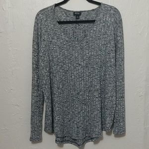 A New Approach Gray Sweater XL